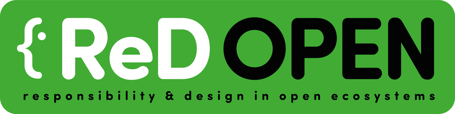 Logo ReD OPEN