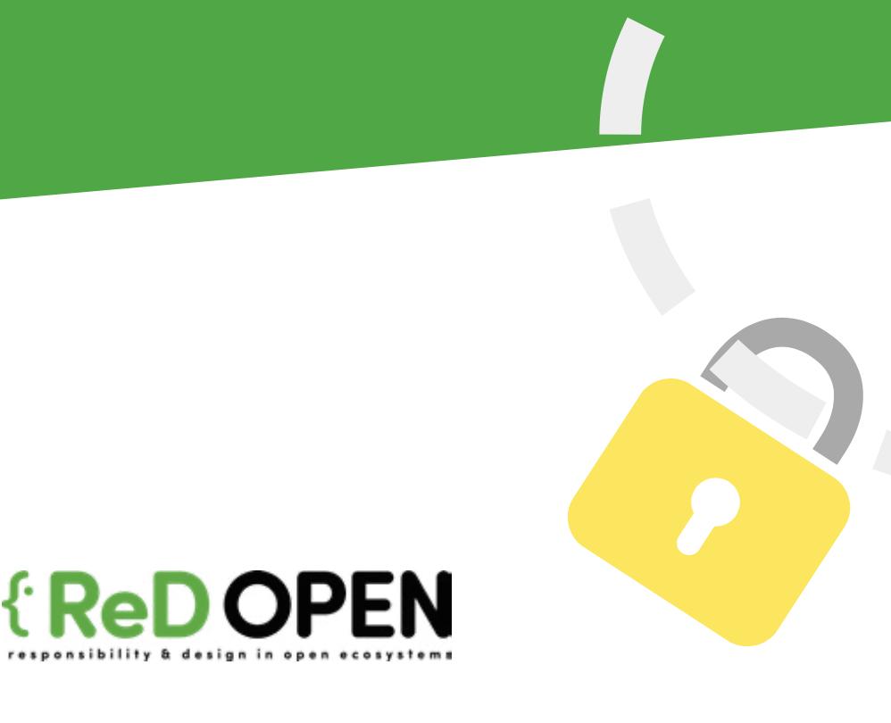 Il primo quaderno di ReD Open è online